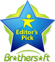 Editor's Pick at brothersoft.com