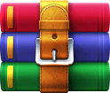 WinRAR RAR archive icon